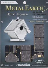 Metal Works: Bird House