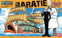 One Piece: Grand Ship Collection - Baratie