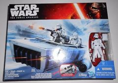 Star Wars: The Force Awakens - First Order Snowspeeder