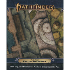 Pathfinder Flip-Mat: Castles Multi-Pack
