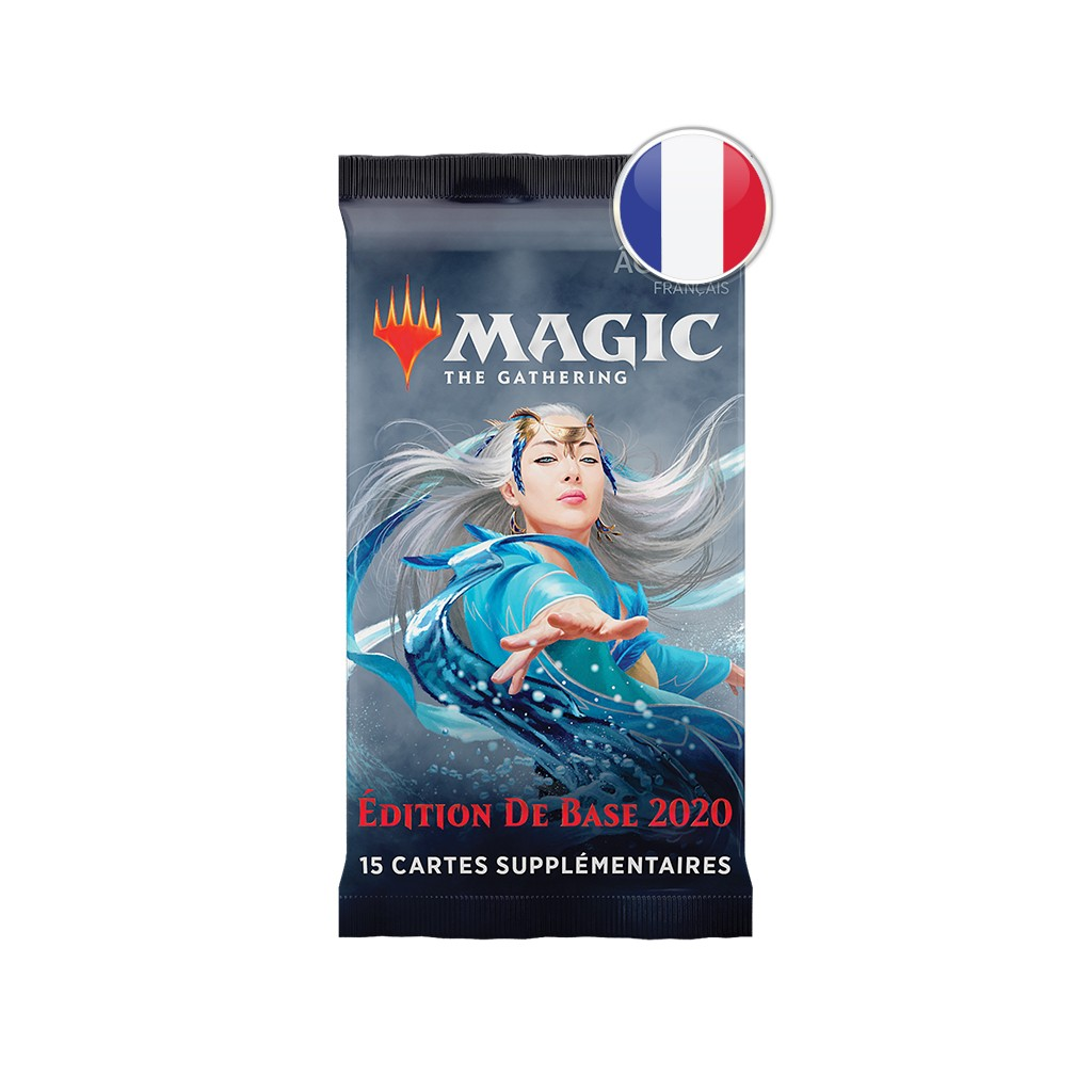 Core Set 2020 Booster Pack (FR)