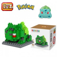 Bulbasaur Mini Building Blocks