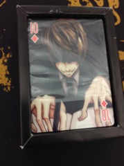 Playing Cards - Death Note