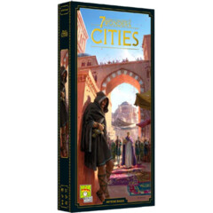 7 Wonders (Second Edition): Cities (2020)