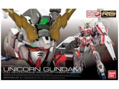 RG Unicorn Gundam RX-0