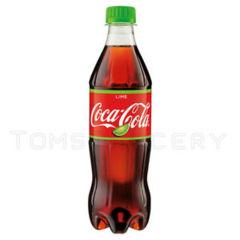 Coke Lime 500ml