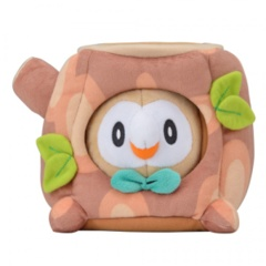 Rowlet Summer Plush (In Tree)