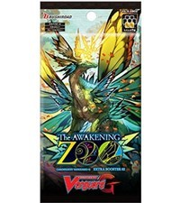 G Extra Booster 2 - The Awakening Zoo - Booster Pack