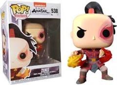 POP! Avatar Last Air Bender - Zuko 538