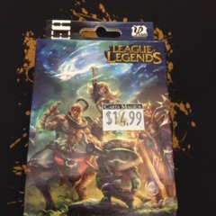 Playing Cards - League of Legends