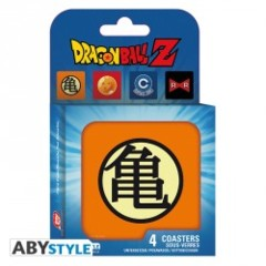 Dragonball: Coaster Set (x4)
