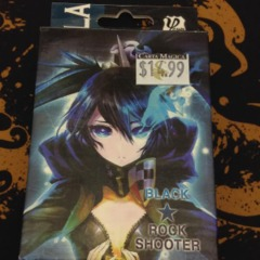 Playing Cards - Black Rock Shooter