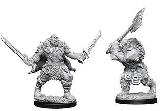 Pathfinder: Deep Cuts Unpainted Miniatures - Orcs