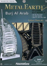 Metal Works: Burj Al Arab