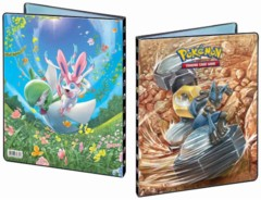 Pokemon Sun & Moon Unbroken Bonds 9 Pocket Binder
