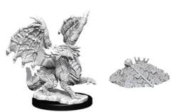 Nolzur's Marvelous Miniatures - Red Dragon Wyrmling