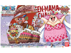 One Piece: Grand Ship Collection - Queen Mama Chanter