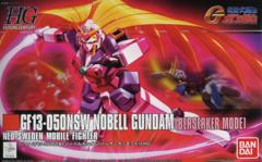 HG 1/144 Nobell Gundam (Berserker Mode)
