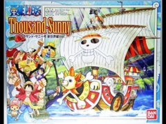One Piece: Grand Ship Collection - Thousand-Sunny New World
