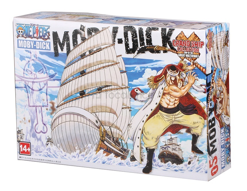 One Piece: Grand Ship Collection - Moby-Dick