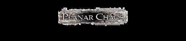 Planar-chaos