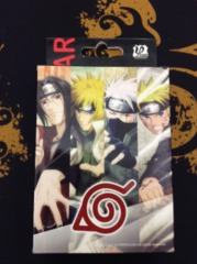 Playing Cards - Naruto