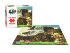 Super Mario: Puzzle 200-Pièces - Cascade Kingdom