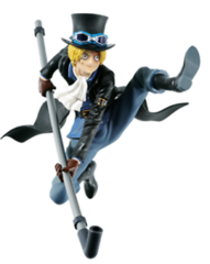 One Piece - World Colosseum 2 Vol 8 Sabo Figure