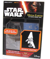 Star Wars Metal Earth: Imperial Shuttle