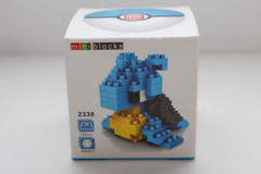 Lapras Mini Building Blocks