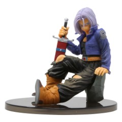 Dragon Ball Z - World Colosseum2 Vol 8. Future Trunks Figure