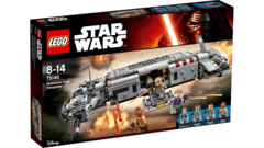 Resistance Troop Transport 75140