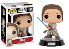 POP! Star Wars - Rey (Combat) #104