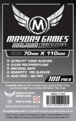 Card Sleeves - Magnum Ultra-Fit (70x110mm)