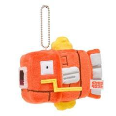 Block Magikarp Plush ~10cm