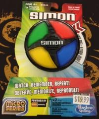 Simon (Version de poche)