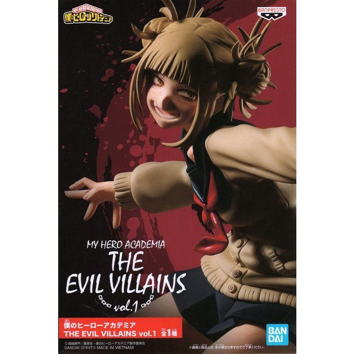 My Hero Academia - The Evil Villains vol. 1 - Himiko Toga
