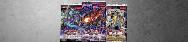 Yugioh-booster-pack