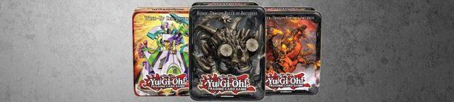 Yugioh-tins