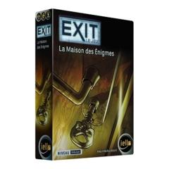 Exit: Le Jeu - La Maison des Énigmes