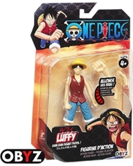 Obyz: One Piece Figure - Luffy