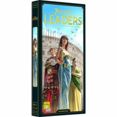 7 Wonders: Nouvelle Édition : Extension Leaders