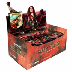 Ultra Pro - Magic The Gathering: Legendary Collection Relic Tokens Box