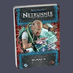 Android: Netrunner – Cyber War Runner Draft Pack