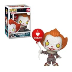 Funko POP! Movies #780 Pennywise With Balloon