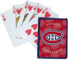 NHL Playing Card - Canadiens