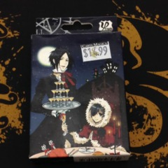 Playing Cards - Black Butler