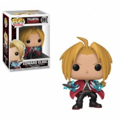 POP! Animation #391 Fullmetal Alchemist - Edward Elric