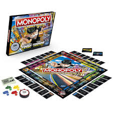 Monopoly: Speed - Rapide