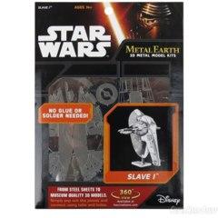 Star Wars Metal Earth: Slave 1